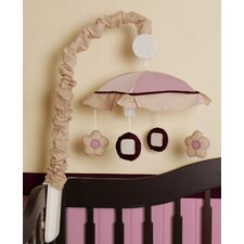 Boutique Baby Girl Artist Music Mobile