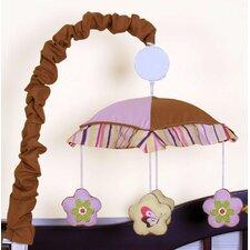 Boutique Monkey Music Crib Mobile