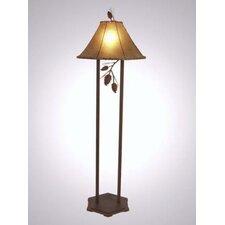 "Ponderosa Pine 61"" Floor Lamp"