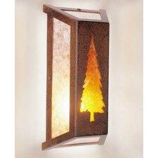Lone Tree 1 Light Wall Sconce