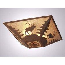 Elk Drop Ceiling Mount