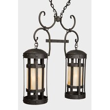Duomo Double Anacosti Light Pendant