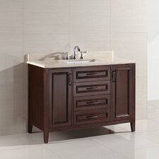 "Daniel 48"" Single Bathroom Vanity Set"