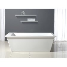 """Houston 69"""" x 31"""" Bathtub"""