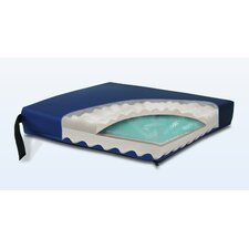 Convoluted Gel-Foam Cushion in Navy