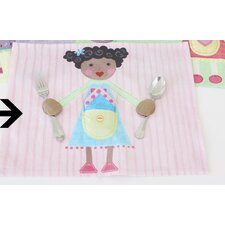 Girl Placemat