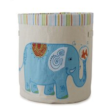 Funny Friends Elephant Toy Storage Bin