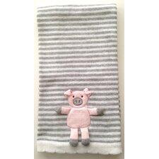 Piggy 3D Stroller Blanket