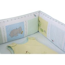 Sweet Pea Baby 3 Piece Crib Bedding Set (Set of 3)