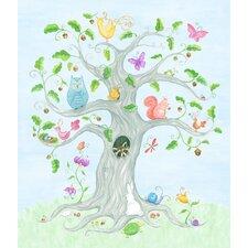 Wishing Tree Canvas Art