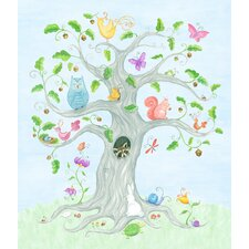 Wishing Tree Canvas Art