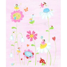 Natureland Fairies Canvas Art