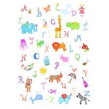 Alphabet Adventure Canvas Art