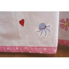 Natureland Fairies Crib Skirt