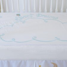 Baby Owls Sweet Dreams Fitted Crib Sheet
