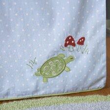Wishing Tree Crib Bed Skirt