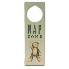"""Nap Zone"" Door Hanger"