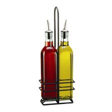 Prima 3 Piece Olive Oil Bottle Set