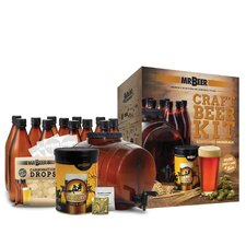 Mr. Beer Bewitched Amber Ale Complete Craft Beer Making Kit
