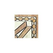 Creekstone Universal Random Sized Ceramic Glazed Mosaic Tile in Multi Colored