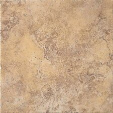 "Tosca 6.5"" x 6.5"" Porcelain Field Tile in Beige"