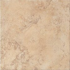 "Tosca 20"" x 20"" Porcelain Field Tile in Ivory"