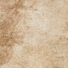 "Forest Impressions 18"" x 18"" Porcelain Field Tile in Beige"