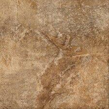"Forest Impressions 18"" x 18"" Porcelain Field Tile in Noce"