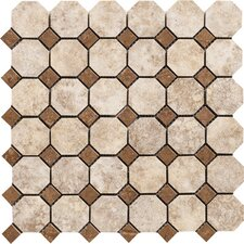"Campione 2"" x 2"" Porcelain Mosaic Tile in Armstrong"