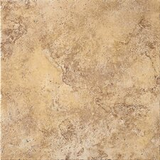 "Tosca 20"" x 20"" Porcelain Field Tile in Beige"