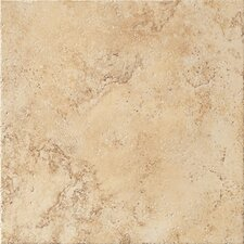 "Tosca 6.5"" x 6.5"" Porcelain Field Tile in Ivory"