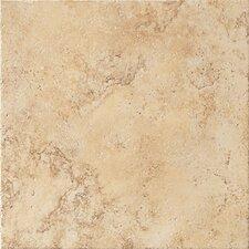 "Tosca 6.5"" x 6.5"" Porcelain Field Tile in Ivory"