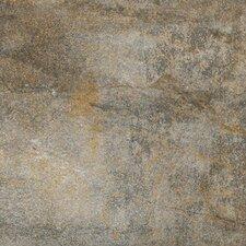 """Vesale Stone 20"""" x 20"""" Porcelain Field Tile in Smoke"""
