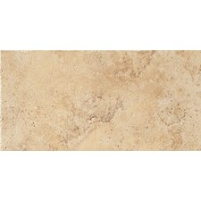 "Tosca 6.5"" x 13"" Porcelain Field Tile in Ivory"