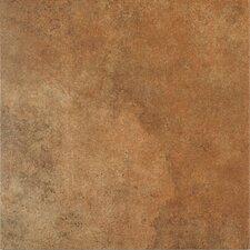 "Stone Age 12"" x 12"" Porcelain Field Tile in Lava River"
