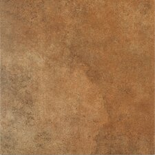 "Stone Age 18"" x 18"" Porcelain Field Tile in Lava River"