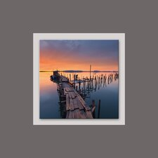 The Last Light Framed Photographic Print