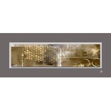 Gerahmtes Fotodruck City of Gold
