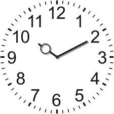 Wanduhr Time Art 30 cm