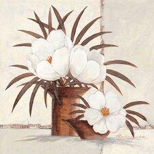 Keilrahmenbild Full Bloom - 40 x 40 cm