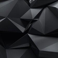 Glastafel Graphite Crystal
