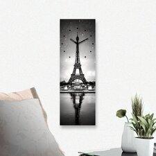 Analoge Wanduhr Time Art Paris XXL