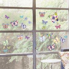 Fenstersticker Butterflies