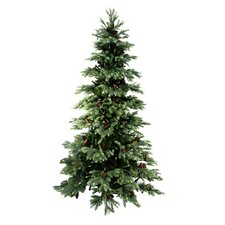10' Pine Artificial Christmas Tree with Clear Light