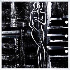 Teaser by Elwira Pioro Framed Painting Print