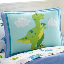 Olive Kids Dinosaur Land Toddler Pillow Case