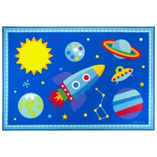 Olive Kids Out of this World Area Rug
