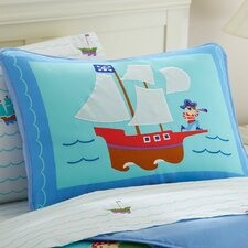 Olive Kids Pirates Pillow Sham