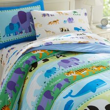 Olive Kids Endangered Animals Comforter Collection