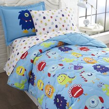 Monsters Bed in a Bag Set